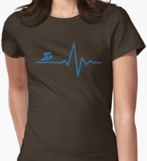 SwimLife Womens Fitted T-Shirt