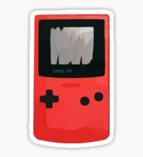 Game Boi Sticker