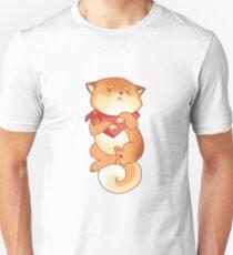 Rude Shiba Dog 5 - Intestinal Distress Unisex T-Shirt