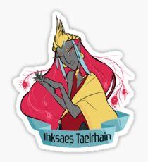 Taelrhain Crest Sticker