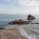 Waves Junction Seascape by jpvalery