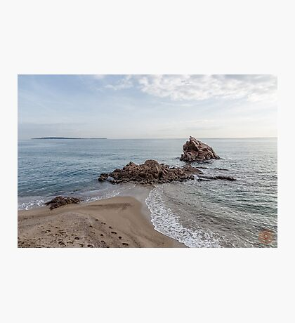 Waves Junction Seascape Photographic Print