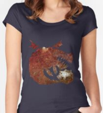 Boulder Class - Galaxy Women's Fitted Scoop T-Shirt