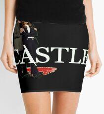 Castle and Beckett Mini Skirt