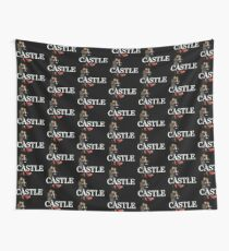 Castle and Beckett Wall Tapestry