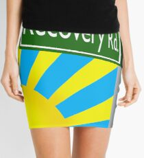 Recovery Road Mini Skirt