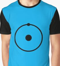 Hydrogen Atom Graphic T-Shirt