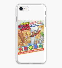 Mighty Bomb Jack iPhone Case/Skin