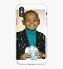 LeBron James (Kid) iPhone Case/Skin