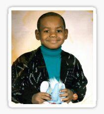 LeBron James (Kid) Sticker
