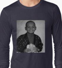 LeBron James (Kid BW) T-Shirt