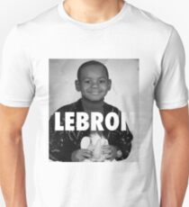 Lebron James (LeBron) T-Shirt