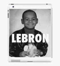 Lebron James (LeBron) iPad Case/Skin