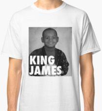 Lebron James (KING JAMES) Classic T-Shirt