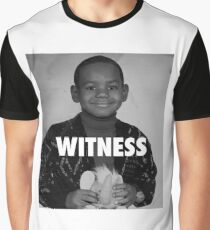 LeBron James (Witness) Graphic T-Shirt