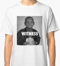 LeBron James (Witness) Classic T-Shirt