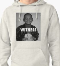LeBron James (Witness) Pullover Hoodie