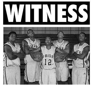 LeBron James (High School Witness) by iixwyed