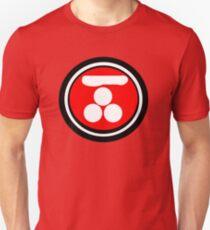 Mori Clan Crest- Japanese Historical Samurai T-Shirt