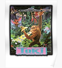 TOKI - GOING APE SPIT Poster