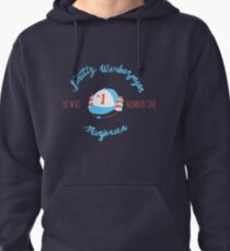 He Was Number One Pullover Hoodie