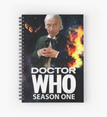 Doctor Who *Classic* Season 1 Spiral Notebook