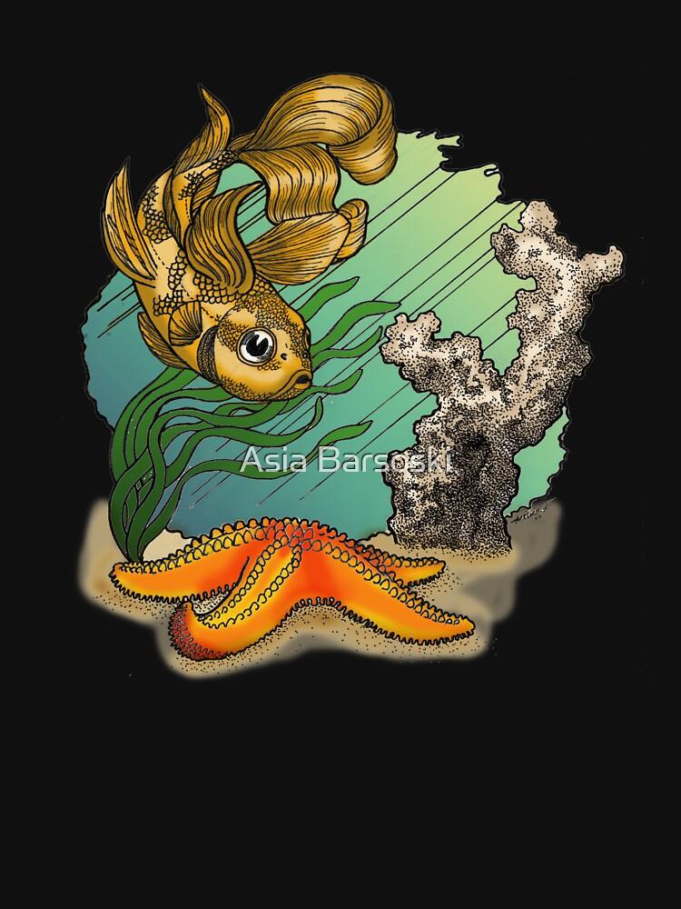 Fishycolored by abarsoski