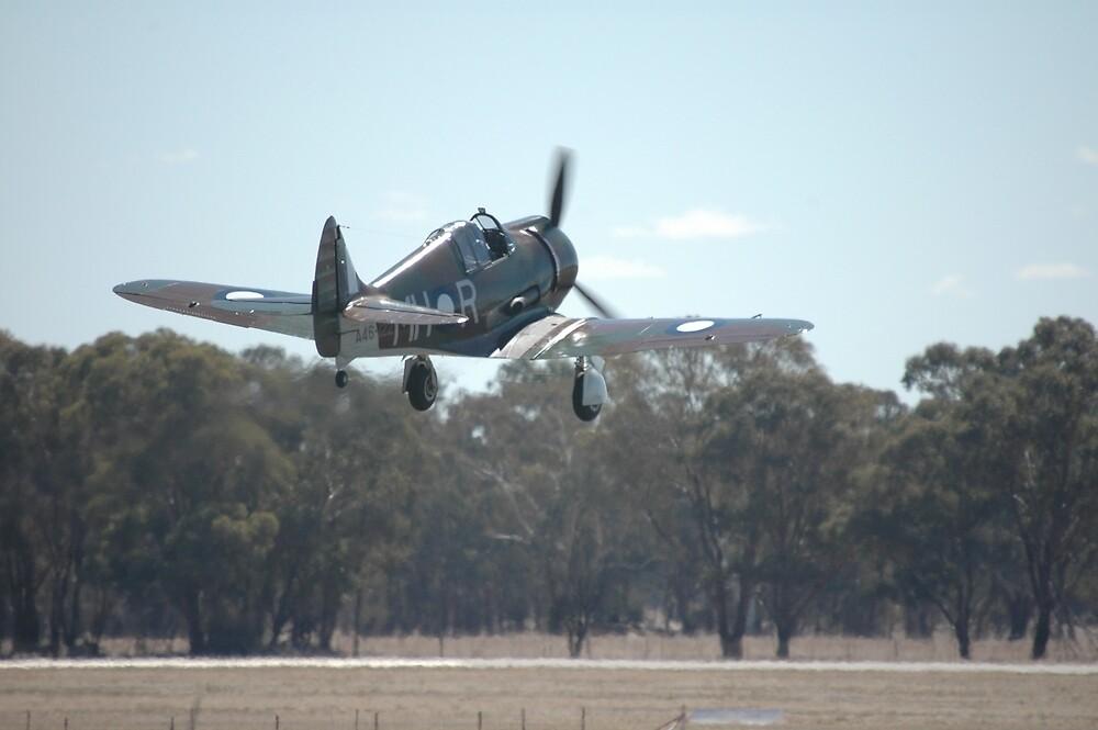 Take-off: Boomerang @ Temora Airshow 2007 by muz2142