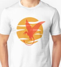 Flying Pterosaur Unisex T-Shirt