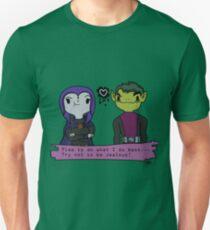 Character Love #2 Unisex T-Shirt