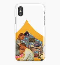 The Royal Tenenbaums Yellow Tent iPhone Case