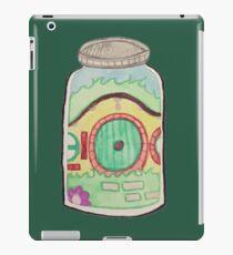 Hobbit in a Jar iPad Case/Skin