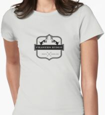 Fraser's Ridge North Carolina Womens Fitted T-Shirt