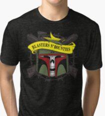 Blasters 'n bounties Tri-blend T-Shirt