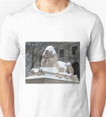New York Public Library Lion T-Shirt