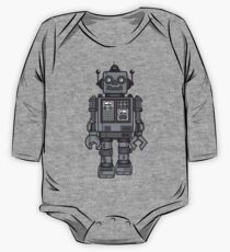 Vintage Robot One Piece - Long Sleeve