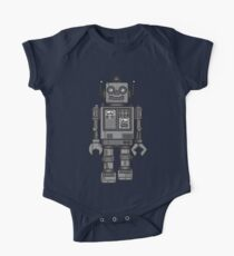 Vintage Robot Kids Clothes