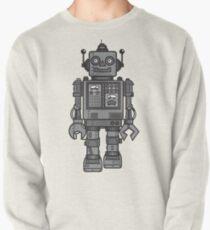Vintage Robot Pullover
