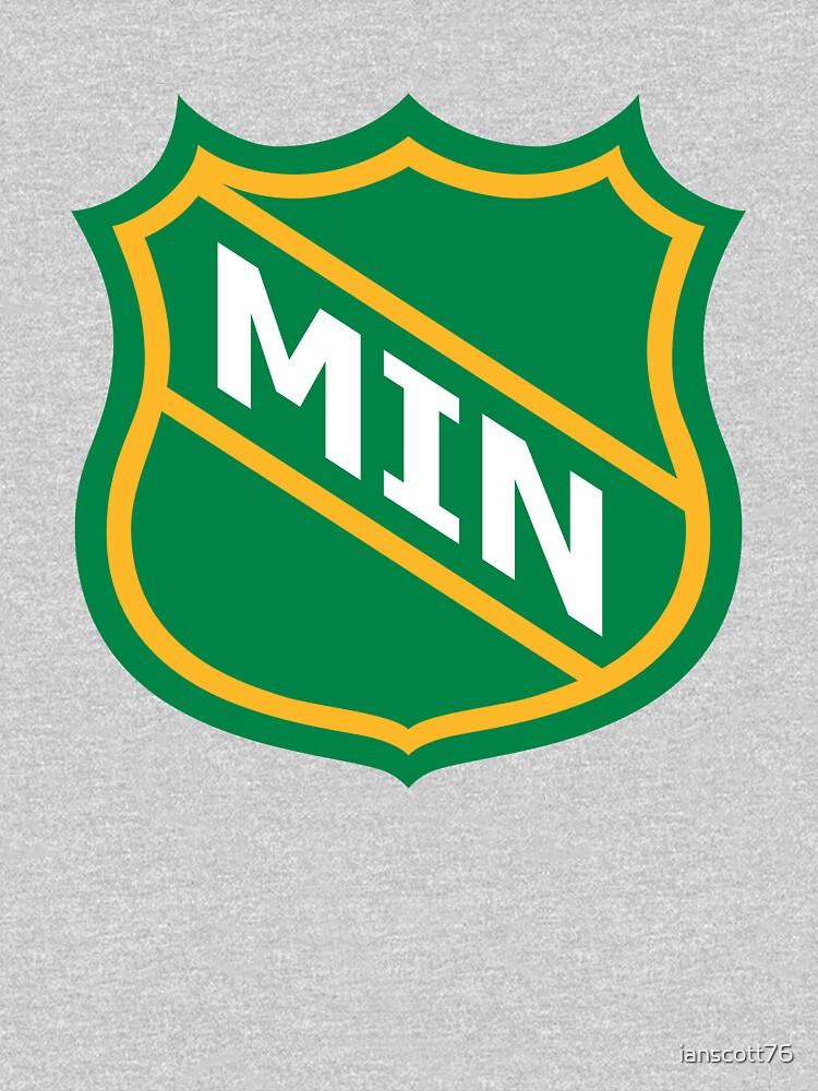 Minnesota Old School Crest by ianscott76