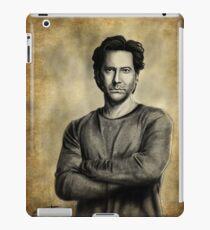 Marcus Kane iPad Case/Skin