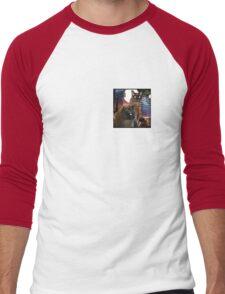 Burmese Cats and the Moon Men's Baseball ¾ T-Shirt