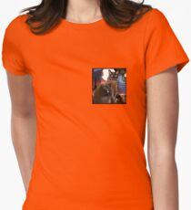 Burmese Cats and the Moon T-Shirt