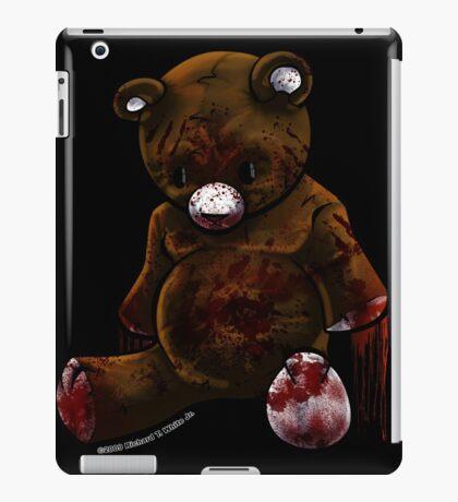 My Friend Teddy iPad Case/Skin