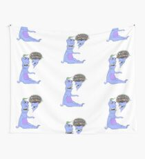 Birthday Surprise Wall Tapestry