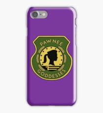Pawnee Goddess - Parks & Recreation iPhone Case/Skin