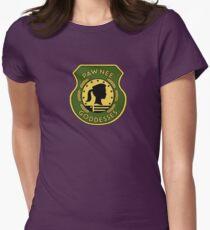 Pawnee Goddess - Parks & Recreation Women's Fitted T-Shirt