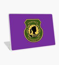 Pawnee Goddess - Parks & Recreation Laptop Skin