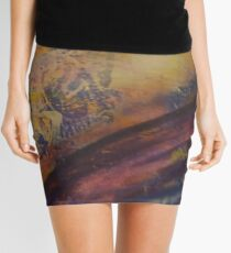 Get Into The Groove Mini Skirt