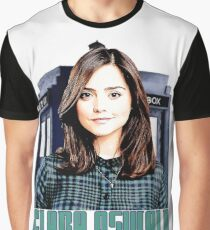Clara Oswald Graphic T-Shirt