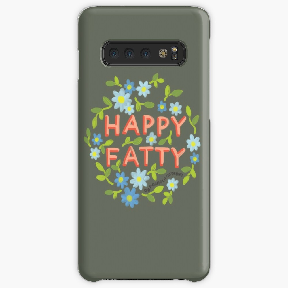 Happy Fatty Cases & Skins for Samsung Galaxy
